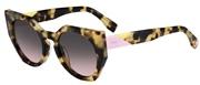 Kúpte alebo zväčšite obrázok Fendi FF0151S-00FEN.
