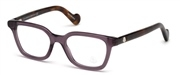 Kúpte alebo zväčšite obrázok Moncler Lunettes ML5001-081.