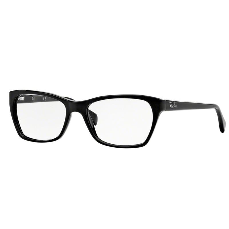 Ray Ban model RX5298-2000  Kolekcia klasických okuliarov. c39ba1ff442
