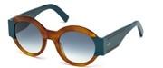 Kúpte alebo zväčšite obrázok Tods Eyewear TO0212-53W.